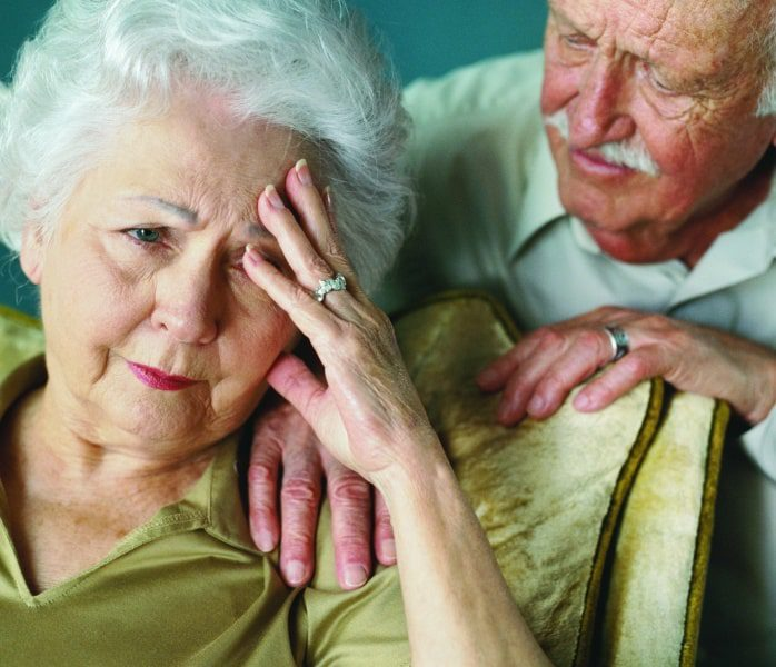 The Effects of Stress On Older Adults