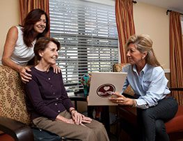 Find Assisted Living with the help of Amada Senior care