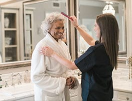 Let Amada Senior Care help find you a Caregiver