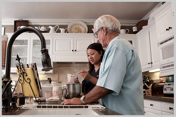 Amada Senior Care - ADLs Help in home