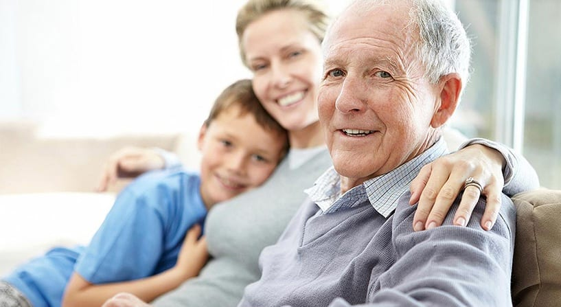 The Importance of Family in a Senior's Life
